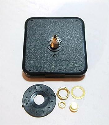 High Torque Quartz Clock Motor (For Long Hands), Medium Shaft- Ultra Quiet