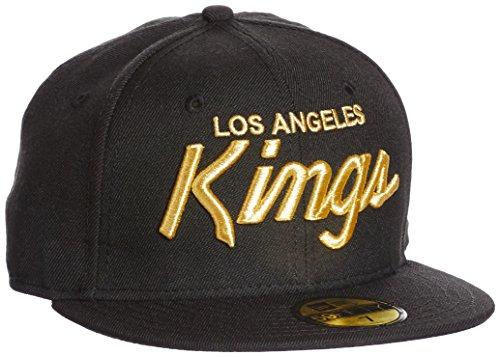 吸収剤火傷承認する(ニューエラ) NEW ERA NHL ロサンゼルス?キングス 11308594[メンズ]