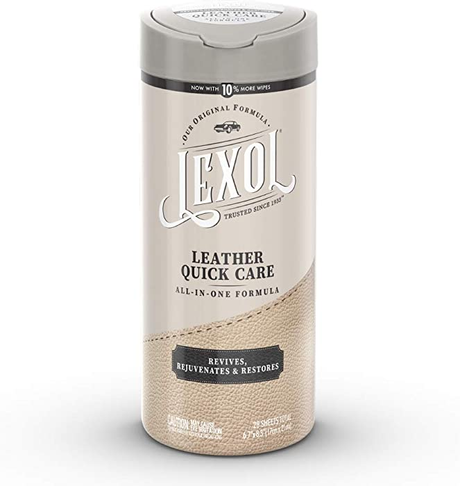 The Best Leather Cleaner And Conditioner For Furniture Sheets