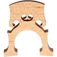 Ocamo Cello Bridge for 4/4 3/4 1/2 1/4 1/8 Size Cello Professional Exquisite Maple Wooden Accessories