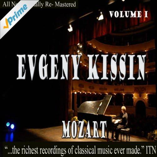 Evgeny Kissing - Mozart Volume 1
