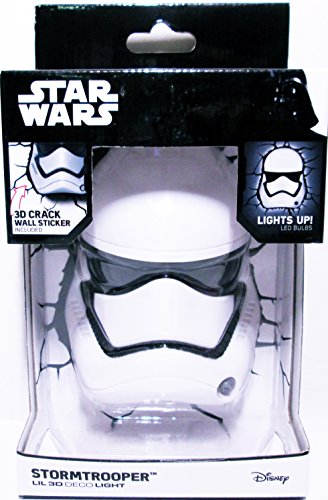 Blue Sky Wireless Lil' Stormtrooper 3D Deco Light