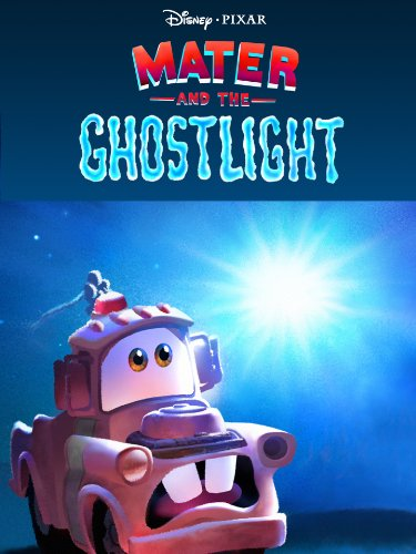Mater and the Ghostlight - Pixar - Cars Light Pixar Disney Ghost