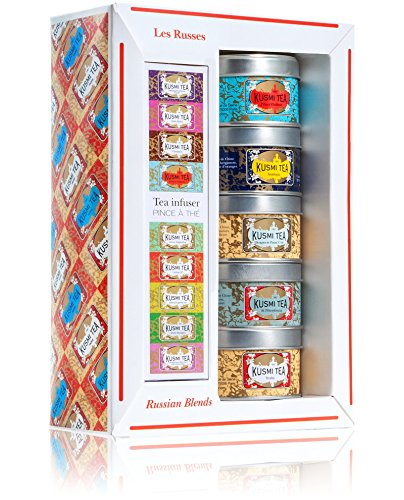 Russian Earl Grey Tea (RUSSIAN BLENDS-GIFT SET WITH)