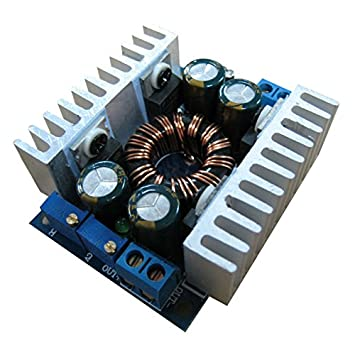 TOOGOO 10A DC-DC BUCK BOOST MODULE STEP DOWN UP 5-30V TO 1-30V WITH CURRENT CONTROL R