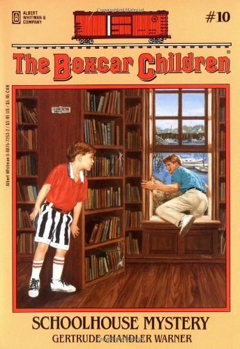 Schoolhouse Mystery - Book #10 of the Boxcar Children
