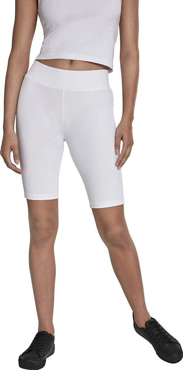 Urban Classics Ladies Cycle Shorts Pantaloncini Donna