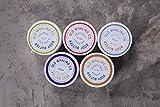 FIVE Body Butter Sample Set || handmade lotion / shea butter / aloe / paraben + mineral oil free / moisturizing / bestseller