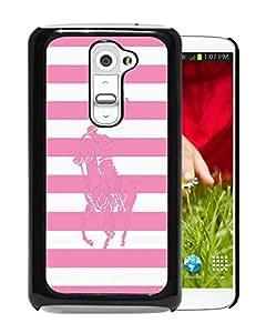 For LG G2,Lauren Ralph Lauren 04 Black Protective Case For LG G2