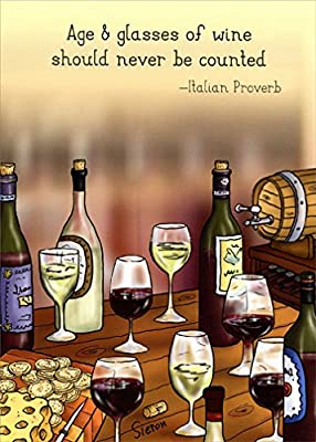Italian Greyhound Property Laws 2 Greeting Card Amazon Wine And Cheese
