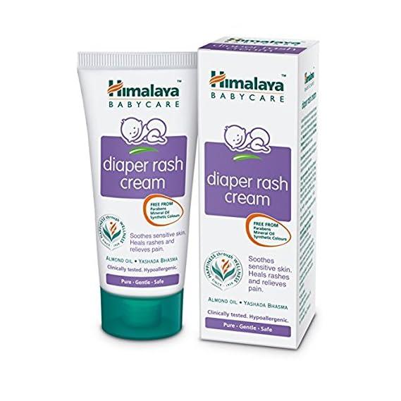 Himalaya Diaper Rash Cream (50g) - Pack of 2