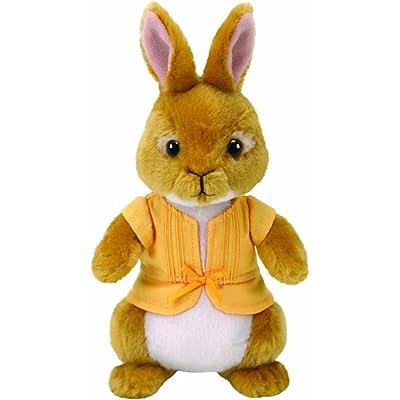Ty Mopsy - Rabbit Yellow Coat reg: Toys & Games