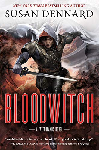 Bloodwitch: A Witchlands Novel (The Witchlands Book 3) by [Dennard, Susan]