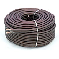 KnuKonceptz Bassik 16 Gauge Speaker Wire Cable 100 Feet