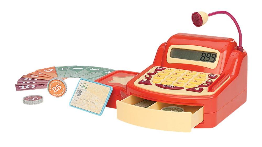 Battat Cash Register Toy by Battat