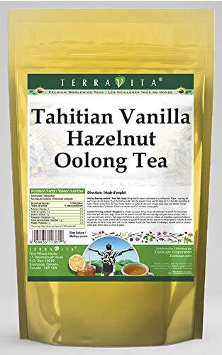 Tahitian Vanilla Hazelnut Oolong Tea (50 Tea Bags, ZIN: 536301)