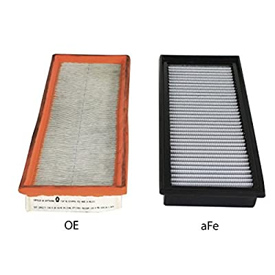 aFe Power 31-10252 Magnum FLOW OER Pro DRY S Air Filter for Fiat 500: Automotive