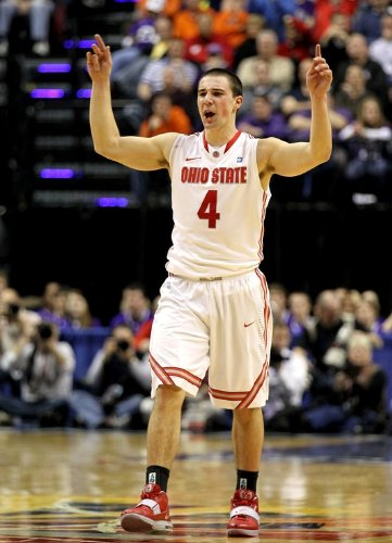 Amazon Com Aaron Craft Ohio State Basketball 8x10 Photo 5