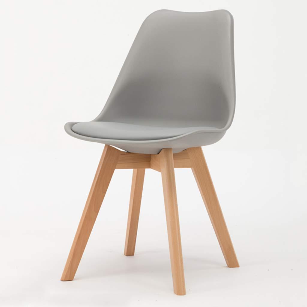 Amazon.com: ROMA LT Sillas creativas de madera Sillones ...
