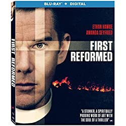 First Reformed [Blu-ray]