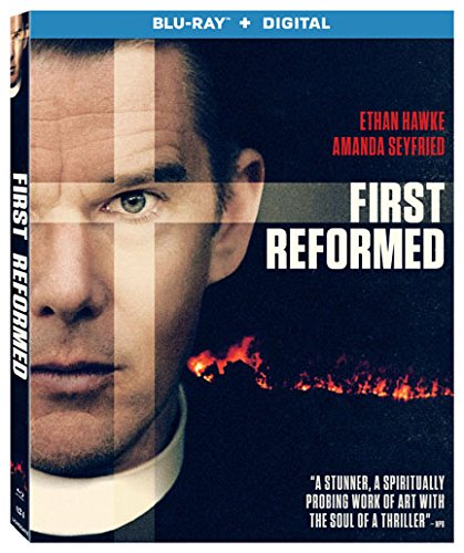 Blu-ray : First Reformed (Full Frame, Subtitled, Digital Theater System, AC-3)