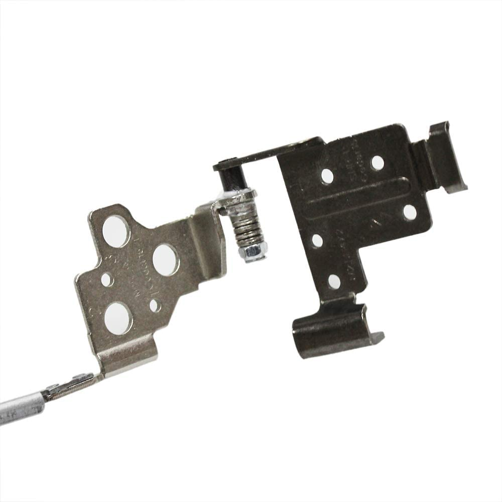 Zahara LCD Hinges L+R Set Replacement for Dell inspiron 15CR-3546 15CR-1518 15CR-1528 Non Touch