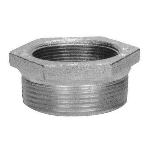 4-2-1//2 Trade Size 4-2-1//2 Trade Size Morris Products 14708 Malleable Reducing Bushing