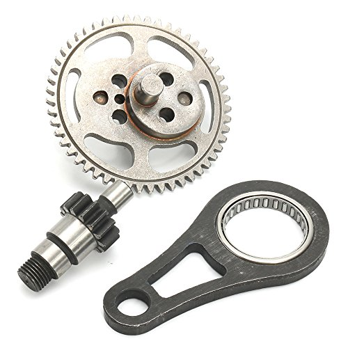 (Hitommy Stihl Hedge Trimmer HS81 HS81R HS81T Drive Pinion Spur Gear Rod Kit Lawnmower)