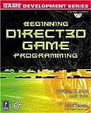 Beginning DirectX Graphics Programming (Game Development) by Wolfgang Engel (2001-08-04)