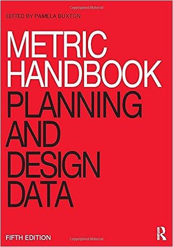 Metric Handbook: Planning and Design Data: Pamela Buxton