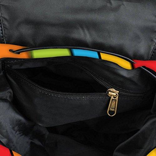 Cruzados Small Para Multicolor Mujer Snoogg Bolso a8qx5wR