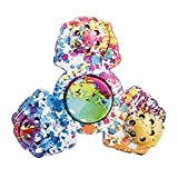 Meishatong Anti-Spinner New Style Fidget Hand Spinner Stress Relief Anxiety Stress Relief Toy (Multi-Colour) ANTI-SPINNER
