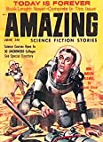 img - for Amazing Science Fiction Stories, June 1958 book / textbook / text book