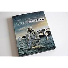 Interstellar Edition Spéciale Fnac - Steelbook Collector Combo Blu-Ray + DVD