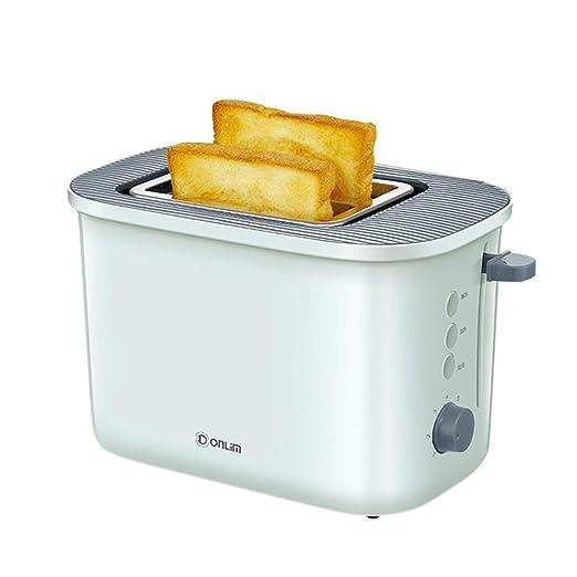 Máquina para hacer pan doméstica, mini Horno de doble cara ...
