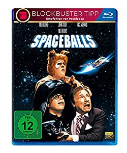 Spaceballs [Alemania] [Blu-ray]