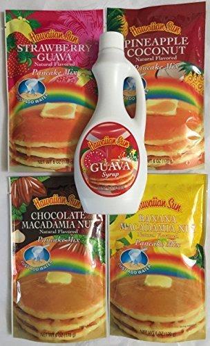 strawberry pancake mix - 4