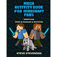 Mega Activity Book for Minecraft Fans