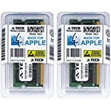 A-Tech For Apple 16GB Kit 2 x 8GB PC3-8500 1066MHz Mac mini Mid 2010 A1347 MC438LL/A Memory RAM