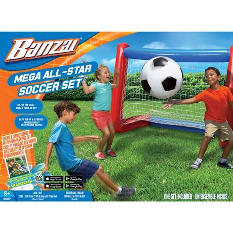 Inflatable Soccer Field - 5
