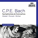 C.P.E. Bach: Symphonies & Concertos