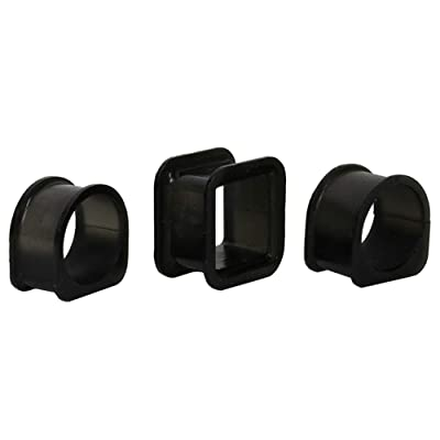 Whiteline KSR202 Black Bushing Kit: Automotive