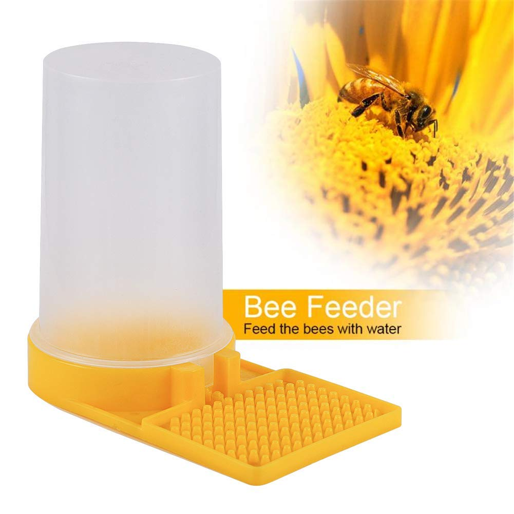 5pcs Honey Entrance Feeder Beekeeping Beekeeper Bee Keeping Equip Hive ToolT.US