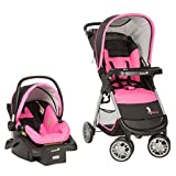 Disney Minnie Pop Travel System Infant Stroller Car Seat Combo