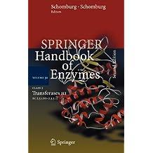 Class 2 Transferases III: EC 2.3.1.60 - 2.3.3.15 (Springer Handbook of Enzymes)