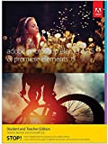 Adobe Photoshop Elements 15  and Premiere Elements 15 Student/Teacher Edition (PC/Mac)
