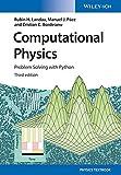 Computational Physics: Problem Solving with Python (No Longer Used)