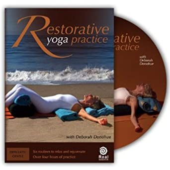Amazon.com: Restorative Yoga Practice: Gentle Beginners ...