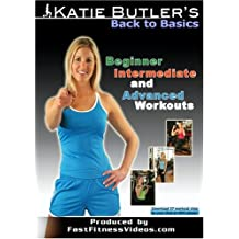 Katie Butlers Back to Basics Gym and Personal Trainer Fitness Video
