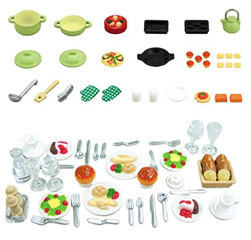 Two Play Sets Theme Cooking